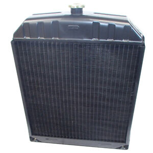 70228587 Radiator For Allis Chalmers Wd45 Wd Wc Wf