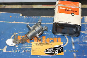 1948 1949 1950 1951 1952 Chevrolet Ignition Switch