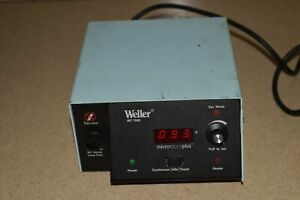 weller Micro Touch Plus Soldering Station Mt 1500 Mt1500