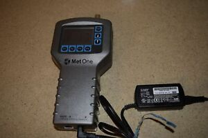 Met One Hhpc 6 Hand Held Airborne Particle Counter f6