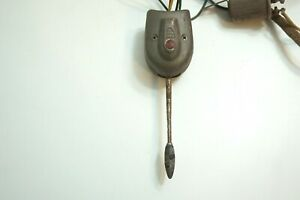 Vintage 1950 s Era Yankee No 763 6 Turn Signal Switch 6v With Hardware Wires N1