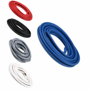 15ft Rubber Seal Strip Trim For Car Front Rear Windshield Sunroof Weatherstrip