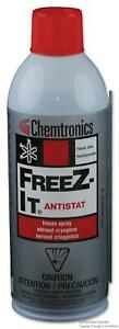 Chemtronics es1551 coolant freeze aerosol 15fl oz