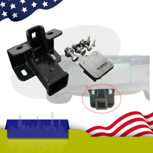 2 Class 3 Tow Hitch Receiver Fit For Land Rover Lr3 Lr4 2005 2016 Trailer Plug