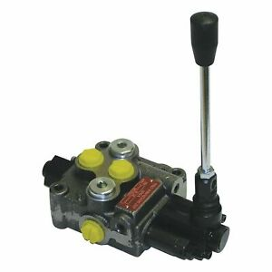 Prince Single Spool Monoblock Hydraulic Valve 8 Gpm Model Mb11b5c1