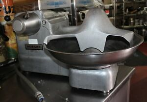 Used Hobart 84181d Buffalo Chopper Food Cutter 18 Bowl 440 Volts