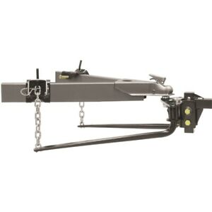 49582 Pro Series Rb3 Weight Distribution Hitch With Shank 10 000 Lbs