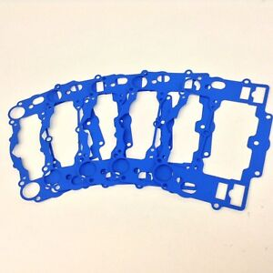 5 Pack Non Stick Edelbrock Carburetor Fuel Bowl Gasket 1477 1405 1406 1407 1409