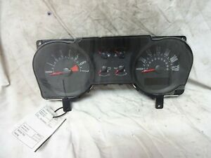 07 2007 Ford Mustang Speedometer Instrument Cluster 138k Miles 7r3310849ea