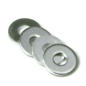 Aluminum Pop Rivet Washers Blind Rivet Back Up Washers 1 8 5 32 3 16 1 4
