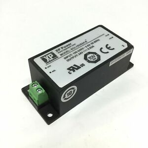 Xp Power Ecl15us24 s Enclosed Power Supply 100 240vac In 24vdc Out 0 63a 15w