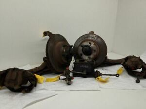 Ford Mustang Fairlane 5 Lug Front Disc Brakes Swap Spindles Hot Rat Rod 5916239
