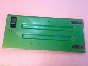 Jeep Wrangler Yj Tailgate Tail Gate Green Latch Handle Tj