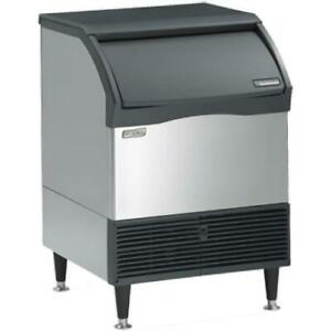 Scotsman Cu1526sa 1 Prodigy Air Cooled 150 Lb Undercounter Ice Machine