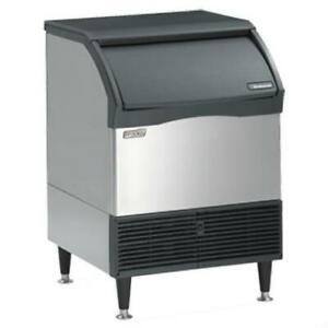 Scotsman Cu2026sa 1a Air Cooled 200 Lb Undercounter Ice Machine Small Cube
