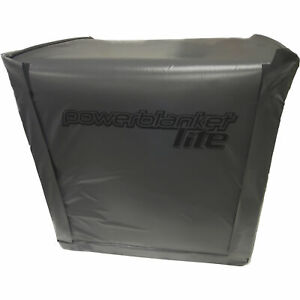Powerblanket Lite Hot Box Bulk Material Warmer 54 Cu Ft Capacity 800 Watts