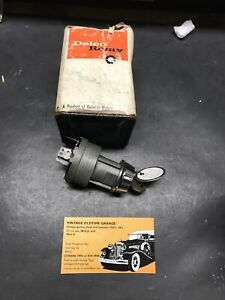 1960 1961 1962 1963 1964 1965 Chevrolet Truck Ignition Switch