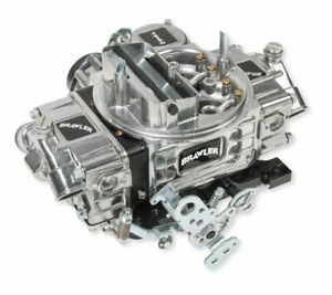 Quick Fuel Br 67207 Brawler Street Carburetor 650 Cfm With Vacuum Secondary Adju