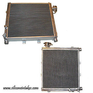 Water Liquid To Air Intercooler Heat Exchanger T117