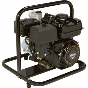 Ironton Self priming Clear Water Pump 7 860 Gph 6 Hp 2in Ports Model Ds20