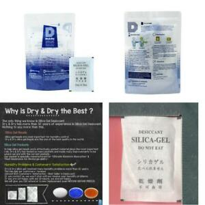Dry Dry 20 Gram 30 Packets Premium Pure Safe Silica Gel Packets Desiccant