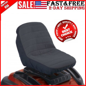 Medium Seat Cover For Lawn Tractor Mower John Deere Mtd Cub Cadet New 2019