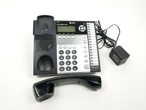 At t 1040 4 Line Phone Small Business Expandable Intercom Free Shipping