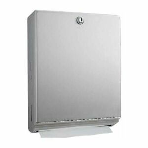 Bobrick B 262 Classicseries Surface Mount Paper Towel Dispenser