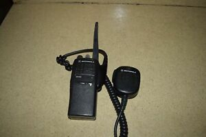 Motorola Ht750 Portable Two Way Radio c