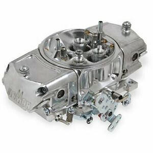 Demon Carburetion Mad 650 Bt Aluminum Mighty Demon Carburetor 650 Cfm Mechanical