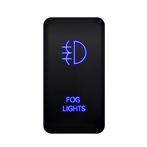 Led Fog Light Push Switch Button On Off For Toyota Fj Cruiser 2007 2014 4runner