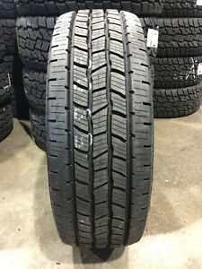 1 New Lt 275 65 18 Lre 10 Ply Dean Back Country Touring H t Blem Tire
