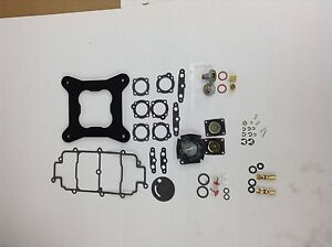Holley 4010 Marine Carburetor Kit 600 750 84010 84011 84012 84013 84020 84047