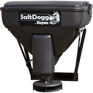 Saltdogg Auger feed Tailgate Spreader 3 Cu Ft Capacity Model Tgs02