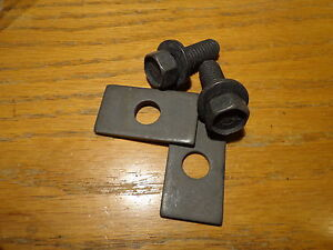 70 74 Mopar A B E Body Dart Gtx Cuda Transmission Insulator Bolt Spacer Set