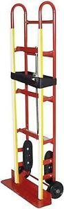 Milwaukee Hand Trucks 40188 Appliance Truck With Ratchet Belt Tightener