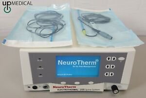 Neurotherm Electrothermal 20s Spine System S n 997511270