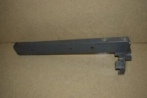 rt Rockwell delta 14 Bandsaw Fence Incomplete hh