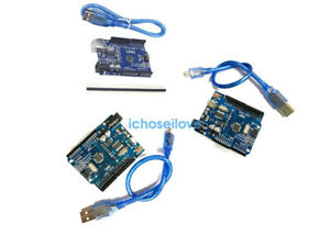 Arduino Uno R3 Mini micro Usb Atmega328p Ch340g Replace Atmega16u2 Board Cable