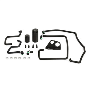 Mishimoto Baffled Oil Catch Can 2015 2016 Ford F 150 3 5l Ecoboost