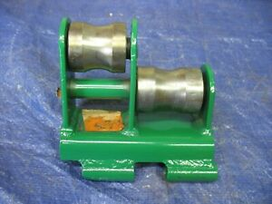 Greenlee 555 Pipe Bender Support Roller For 1 1 2 2 Rigid Conduit 17984