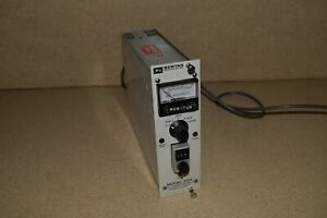 Bertan Assoc Inc Model 313a Dc Power Supply 0 3000v Nim Bin Plug In tp185