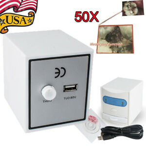 Usa Ship Dental X Ray Film Reader Scanner Viewer Digital Image Digitizer Usb2 0