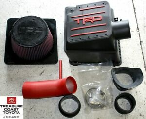 New Toyota Tundra Sequoia Trd Oem Cold Air Intake For 5 7l Models