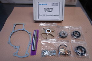Aston Martin Db4 Db5 Db6 Upgraded Water Pump Rebuild Kit Complete