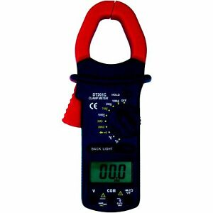 Ironton Ac dc Digital Clamp on Multimeter