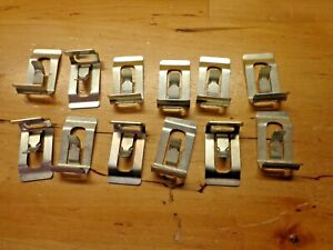 70 74 Cuda Challenger Interior Head Liner Trim Clips 12