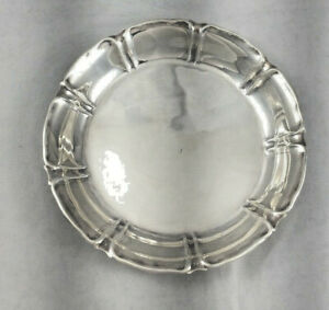 Arthur Stone Assoc Handcrafted Sterling Bowl By Alfred Wickstrom 6 1 4
