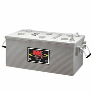 Deka Genuine New 8g8d Marine Agm Battery 1470amp Cranking Power group 8d