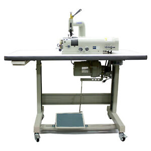 Consew Dcs s4 Industrial Leather Skiver Skiving Machine Complete Set